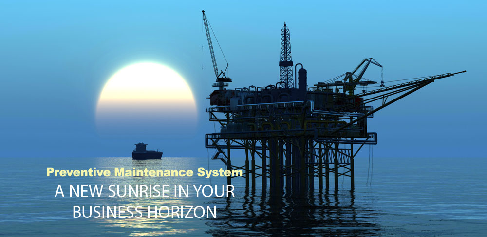 RIG PREVENTIVE MAINTENANCE SYSTEM ,Oil and Rig Preventive Maintenance Solution ,Stop Card in Preventive Maintenance System ,Personal on Board in Preventive Maintenance System ,Health & Safety in preventive Maintenance System ,Oil and Gas Management software,Repair and Maintenance Software in PMS